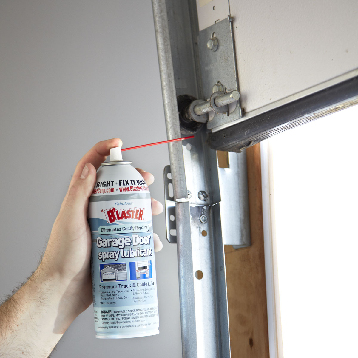 Garage Door System Maintenance